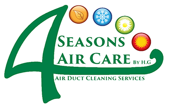 Air duct cleaning – 4 SEASONS AIR CARE