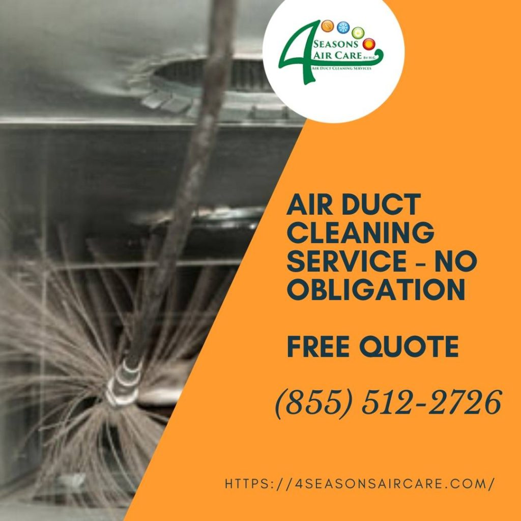 Air Duct Cleaning Service - No Obligation Free Quote
