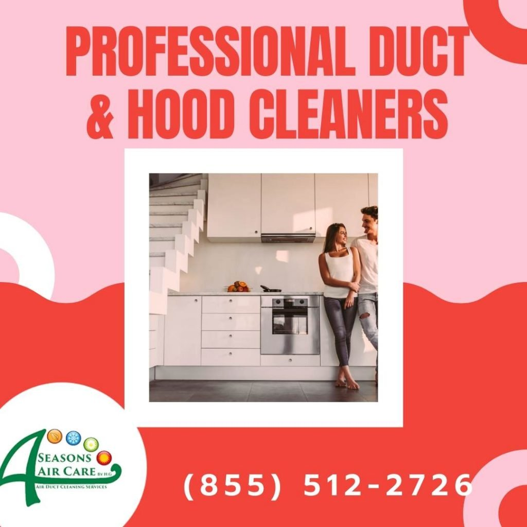 PROFESSIONAL DUCT & HOOD CLEANERS